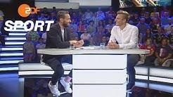 """Kittel: """"Ein kleiner Reset""""   das aktuelle sportstudio - ZDF"""