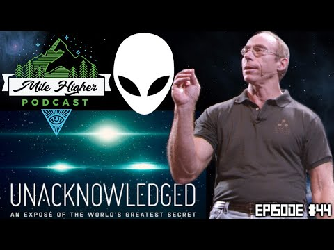UFOs, Aliens & Dr. Steven Greer Of The Disclosure Project - Podcast #44