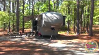 Sesquicentennial State Park Columbia South Carolina