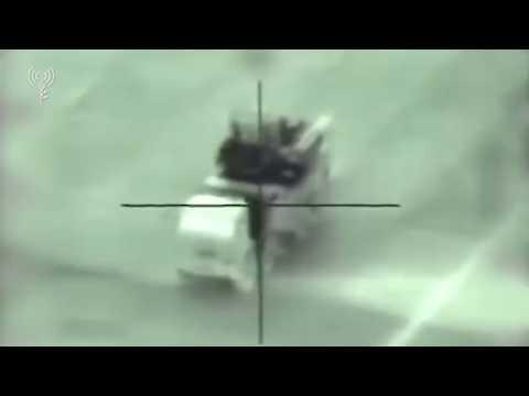 Israeli Air Force Takes Out Syrian SA22 10/05/18