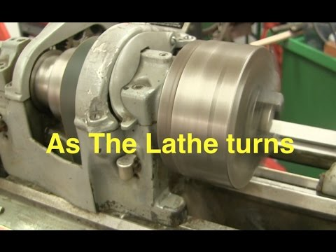 As The Lathe Turns   South Bend Heavy 10