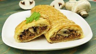 Пирог с фаршем - Рецепты от Со Вкусом