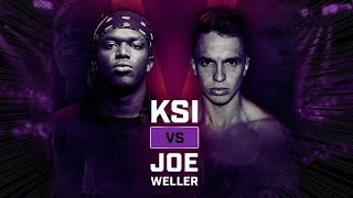 KSI vs JOE WELLER - Trailer (Fight Promo)