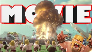 Clash of Clans the Movie 2015 - Full Real Life & Animated Clash of Clans Movie