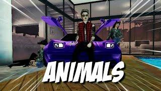 Marroon 5 Animals - coreografia | lara teen avakin