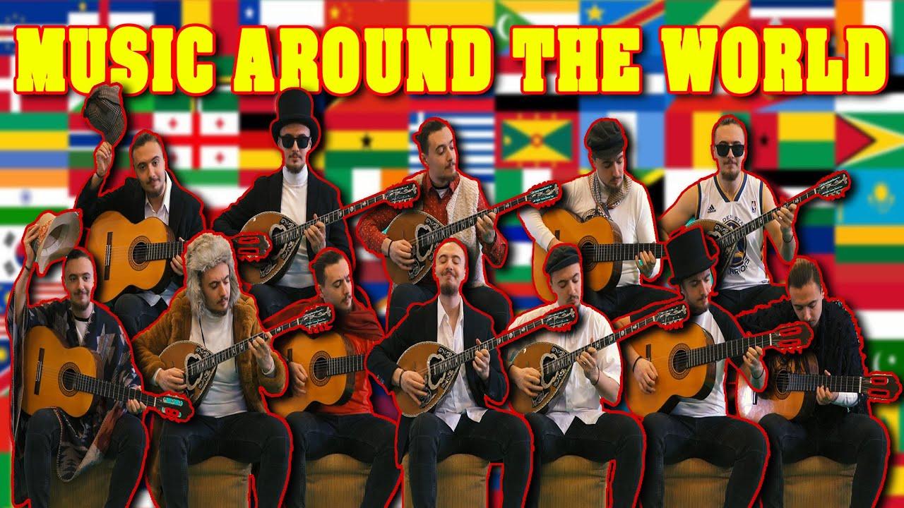 Music Around The World Chatzidimou Music Youtube