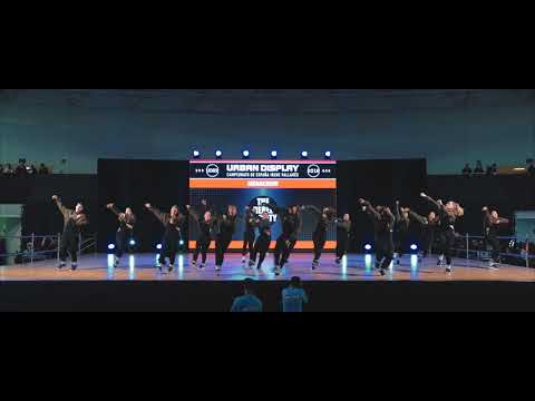 THE REBEL SOCIETY :: 3RD MEGACREW :: URBAN DISPLAY 22 - 2018