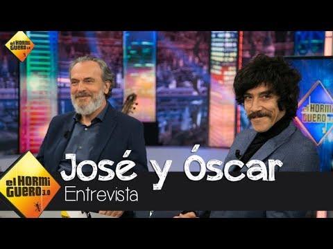 """José Coronado, tras superar un infarto: """"Me ha hecho replantearme la vida""""  - El Hormiguero 3.0"""