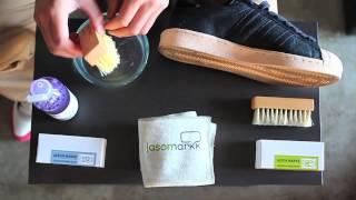 Jason Markk - How To Clean - General Materials