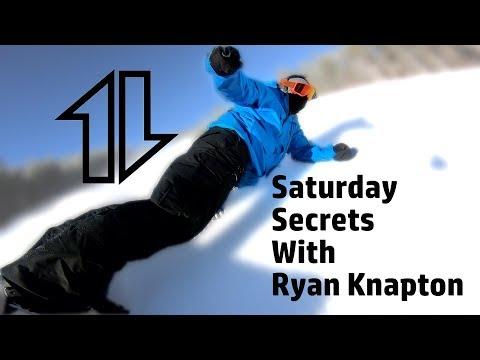Saturday Secrets with Ryan Knapton
