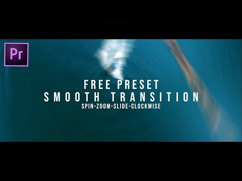 Tutorial Smooth Transition + Free Preset Adobe Premiere Pro - Bahasa Indonesia thumbnail