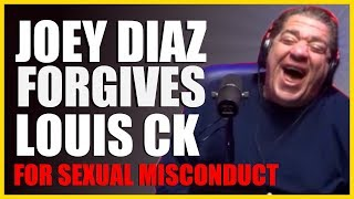 Joey Diaz Talks Louis CK sexual misconduct THEN and NOW
