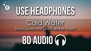 Major Lazer - Cold Water (8D AUDIO) feat. Justin Bieber & MØ