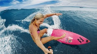 image Surfing In Bali
