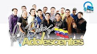 Mix Orquesta Adolescentes   Lo Mejor de Porfi Baloa y sus Adolescentes (Mix Salsa) *JUAN PARIONA