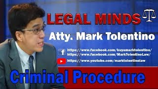 Gambar cover LM: Criminal Procedure