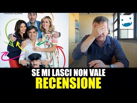 Se mi Lasci non Vale, con Vincenzo Salemme, Tosca D'Aquino, Serena Autieri, Paolo Calabresi