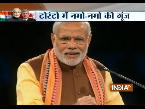PM Modi's Canada Visit: Electronic Tourist Visa for the People of Canada - India TV