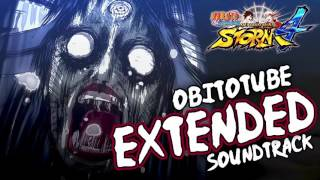 Naruto Storm 4 Soundtrack -KAGUYA FINAL BATTLE EXTENDED
