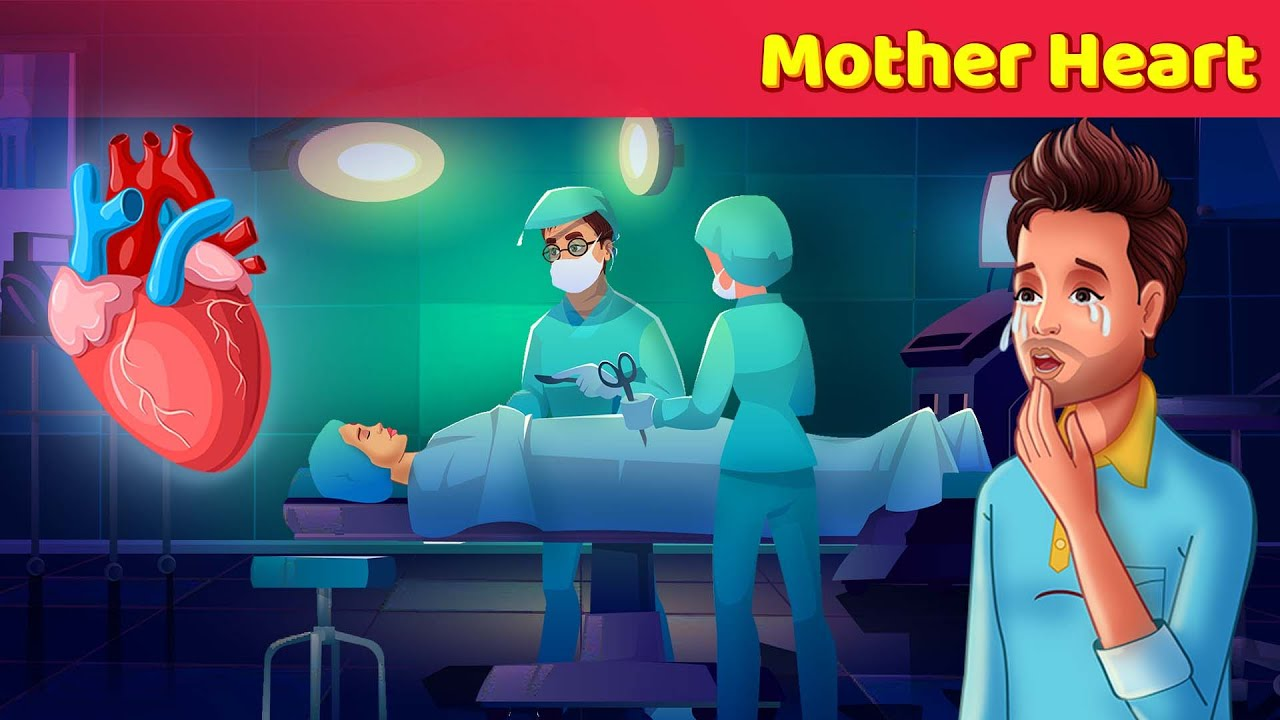 English Story for Kids: 1. Kind-hearted Mother, 2. Greedy stepmother