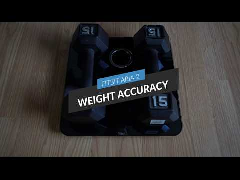 Fitbit Aria 2 Weight Accuracy