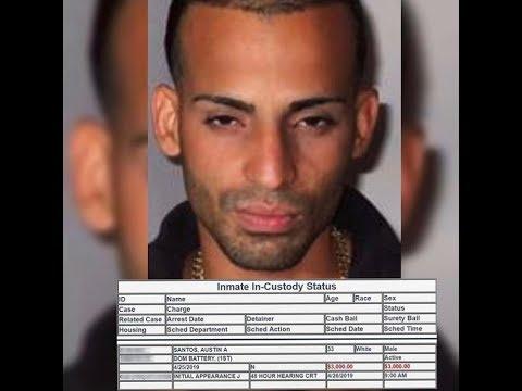 Gaby Calderon - Arcangel es Arrestado en Las Vegas