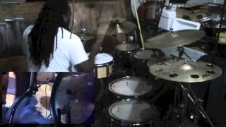 Fred Hammond - they that wait drum cover | Marcus Thomas