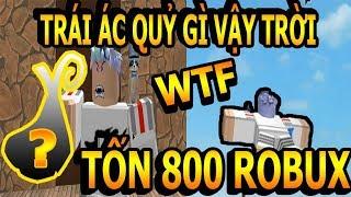 """Lumber Gaming"" ROBLOX GRABS 800 ROBUX kaufen die böse DEMON'S Ende ""One Piece Grand Trial"""
