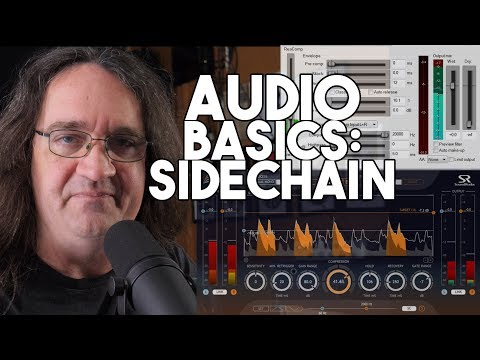AUDIO BASICS:  Sidechain Compression HOW & WHY | SpectreSoundStudios TUTORIAL thumbnail