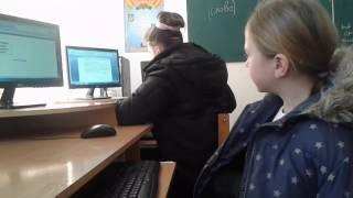Урок информатики