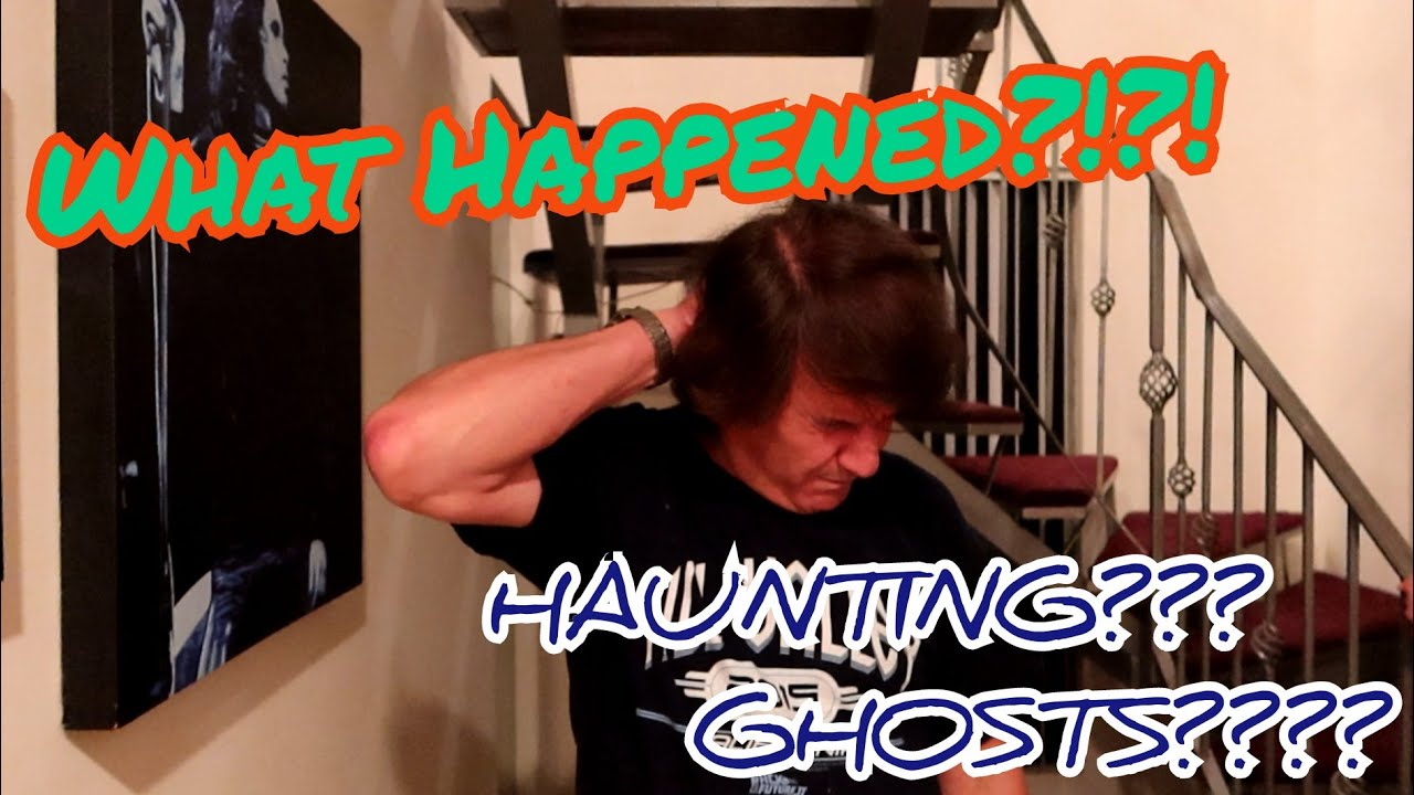 1327 A HAUNTING Night On Cielo Drive At OMAN House - Jordan The Lion Travel Vlog (7/4/20)