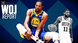 Download Kevin Durant's torn Achilles changes the whole NBA offseason | The Woj Report Mp3 and Videos
