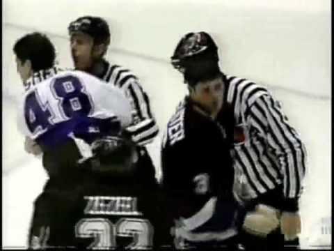 Chris McAllister vs Mark Visheau