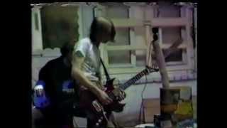 """Brain Hemmorage/Burn Out Your Brain"" (live) - Weird Paul Petroskey"