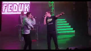 Feduk - Where is my time (LIVE)