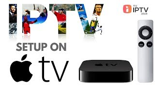 How to Setup IPTV on Apple TV using Stalker App (app reviewed)