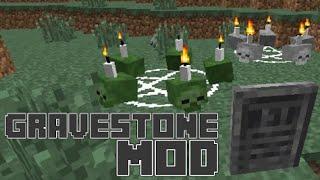 GRAVESTONE MOD (TUMBAS Y DUNGEONS) - Minecraft Mods (1.7.2 y 1.7.10)