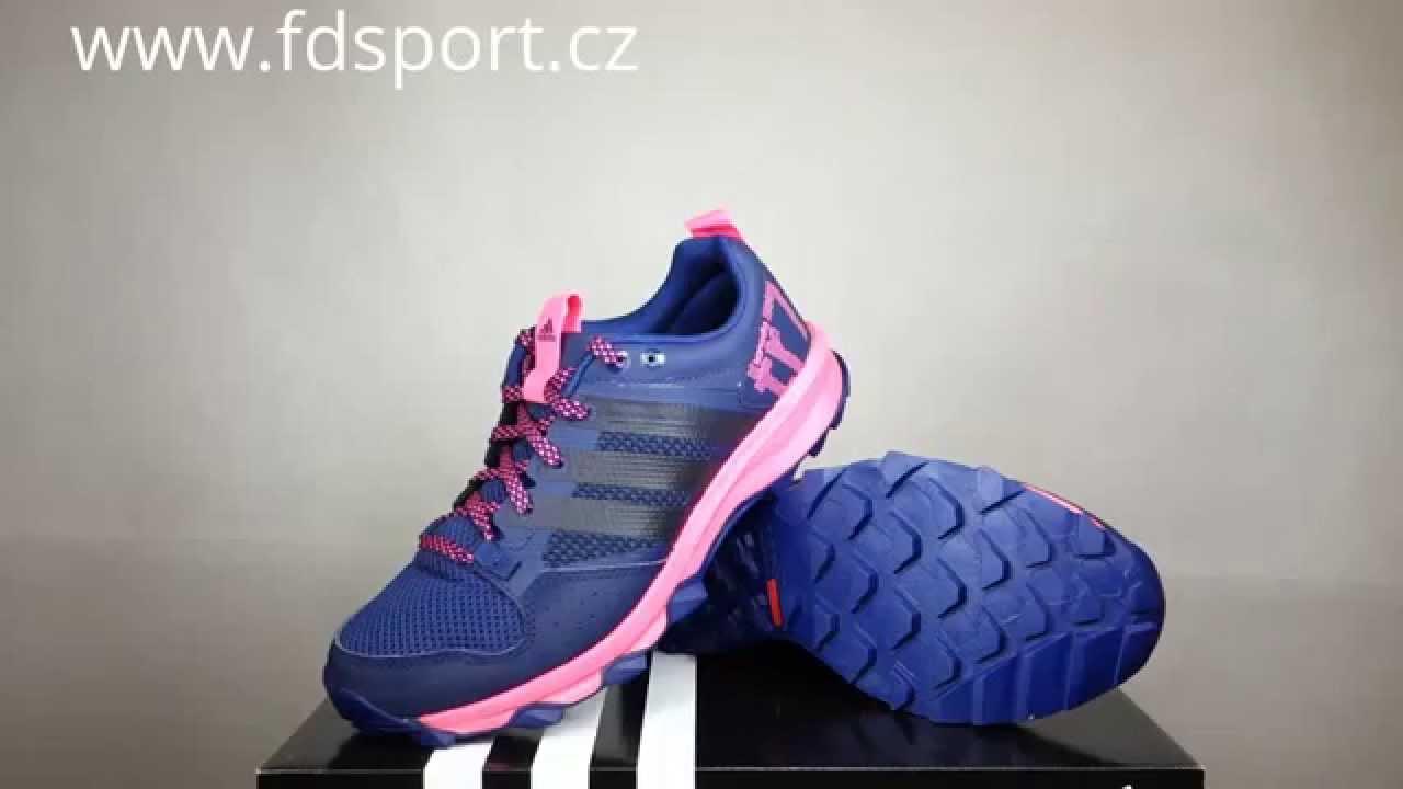D. MSK - Boty adidas kanadia 7 TR W b40585 YouTube