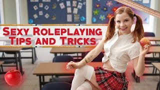 Sexy Roleplaying Tips and Tricks with Alice Little