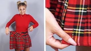 Outfit Girls Hacks! Outfit Life Hacks Make Your Life Easier