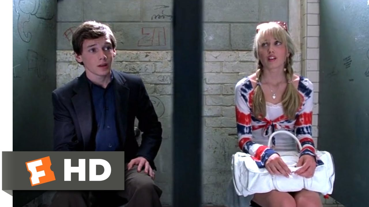 Charlie Bartlett 2007 Dinner And A Movie Scene 10 10 Movieclips