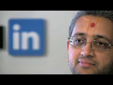 Work at LinkedIn: Mohak Shroff Principal Software Engineer