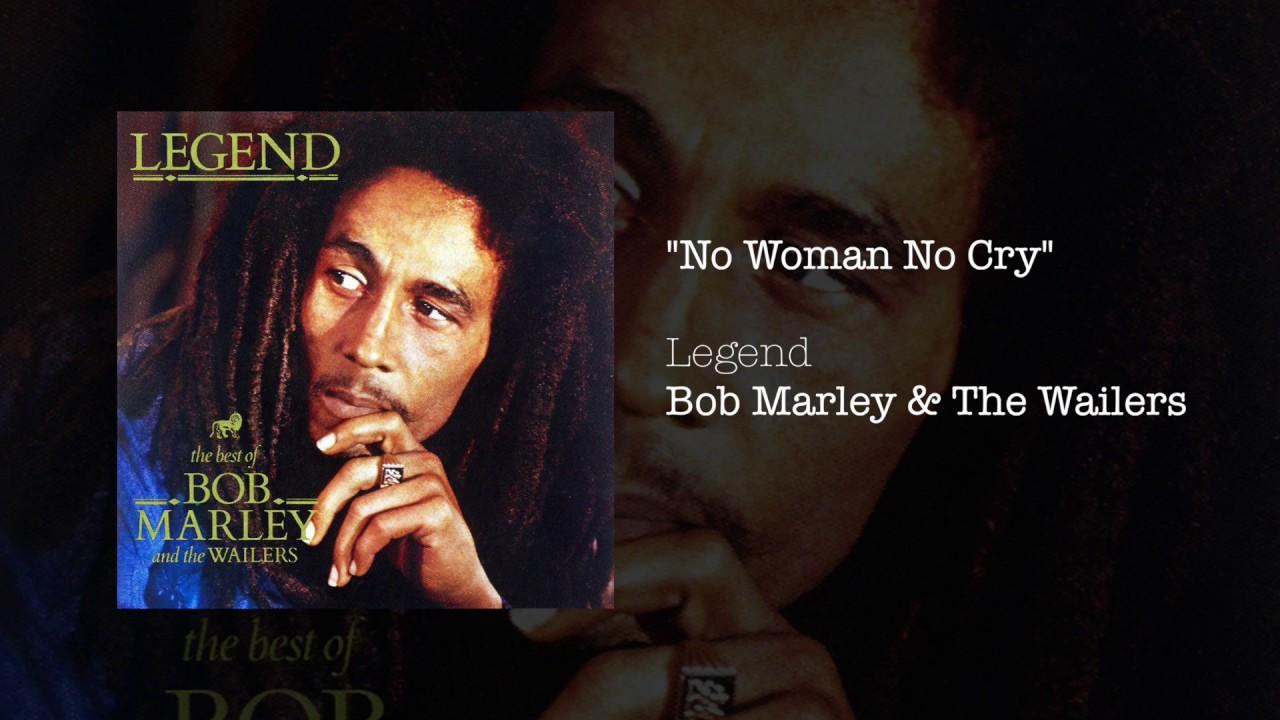 No Woman No Cry Bob Marley The Wailers Legend 1984 Youtube