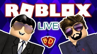 🔴 Roblox Live | NDS and Wild Revolvers! | Ben and Dad