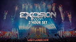Excision 2 Hour Set Live @ Lost Lands 2019