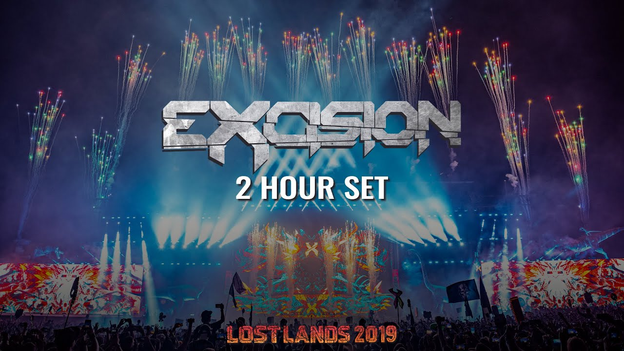 Download Excision 2 Hour Set Live @ Lost Lands 2019