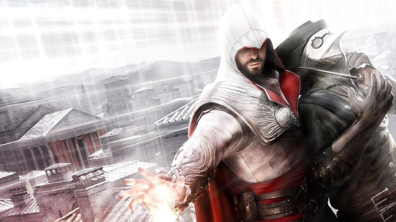 assassin's creed brotherhood templar agents side mission gameplay