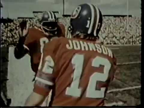Broncos History: 1972 yearbook