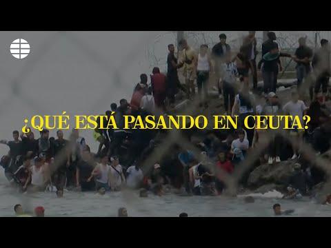 ¿Qué está pasando en Ceuta, en la frontera con Marruecos?