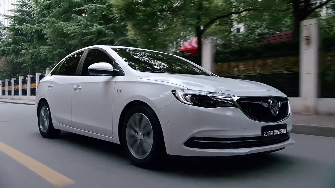 buick excelle gt (英朗) 2018 commercial (china) - youtube